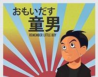 Historic Poster- Remember Little Boy