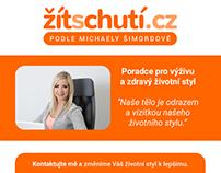 ŽítsChutí.cz - Michaela Šimordová | Corporate Design