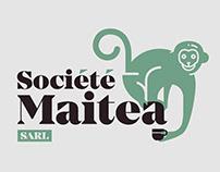 Société Maitea / Café