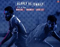Alahly Vs Ismaily