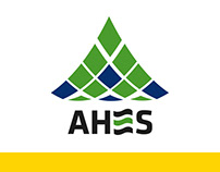 AHES CITY LOGO & POSTER
