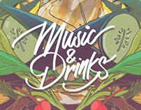 Music & drinks