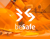 beSafe - Logo Design