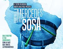 Teatro Robérto Arias Pérez - Homenaje Mercedes Sosa