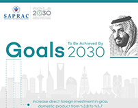 Goals to be achieved by 2023