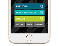 Corporate Presentation Mobile App