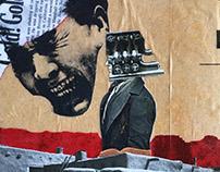 Collage - Untitled, 2016Personal Portfolio