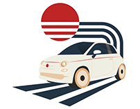 # FIAT / Animated stickers
