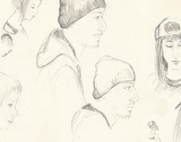 Sketches / Bocetos