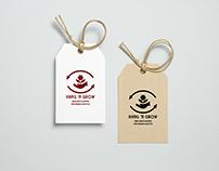 Logo Design, Branding for Hang 'N Grow New Age Planters