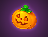 "Halloween in ""Candy Valley"""
