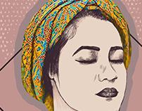Portrait Illustration - Girl