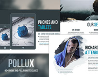 Pollux - Free PowerPoint Template
