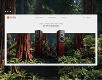 Swans Speakers E-commerce 2016