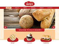 Sallys Web & Logo Design