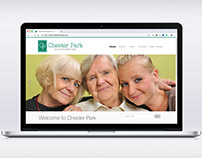 Chester Park Cooperative website