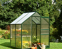 Halls Qube Greenhouse Reviews | 800 098 8877 | greenhou