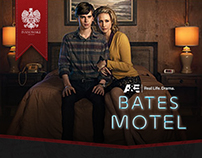 Bates Motel - Rich Media Advertisement