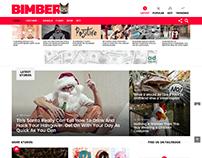 Bimber - Viral & Buzz WordPress Theme