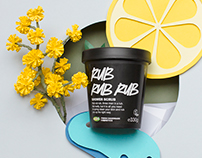 Lush Cosmetics - Set Design