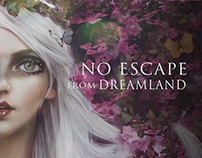 No Escape From Dreamland (Photomanipulation)