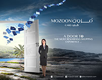 Mozoon shopping loyalty program-campaign