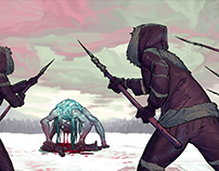 Hunting the Wendigo