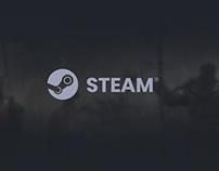 2021 Bitirme Projesi: Steam Arayüz Tasarımı