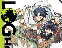 Log Horizon vol. 1 (Lettering)
