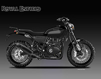ROYAL ENFIELD TRAILBLAZER 400