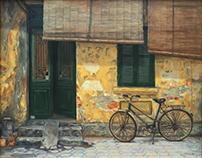 Oil & Gouache Paintings (2013-2015)