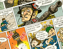 Between * Wars Comic: Ep.10. Achtung!