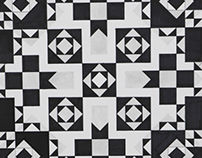 Squares & Triangles design
