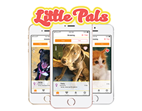 Little Pals - UX Design