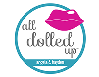 All Dolled Up Logo