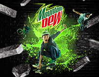 Moutain Dew Vietnam Lauching campaign