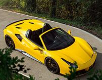 Ferrari Spider