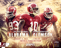 2016 Alabama TV Mailers