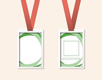 Company Access Badge