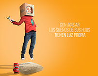 Campaña medios impresos