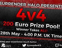 Surrender Halo - Social Media Work