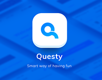 Questy - Mobile Application