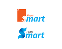 Smart Paper - Copy Center Logo