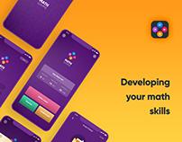UI - Math Game IOS Application