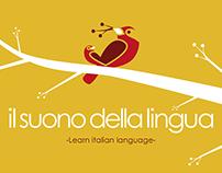 Il suono della lingua - Logo & Brand Identity