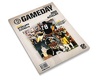 Steelers Game Day —Magazine