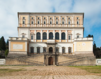 Palazzo Farnese a Caprarola I