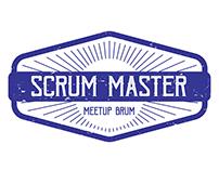 Scrum Master Meetup Birmingham Logo