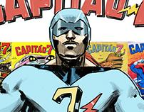 Tribute art: Capitão 7