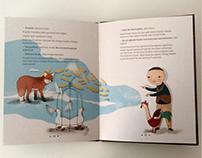 Horozlu Çocuk / children's book